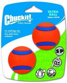 Chuckit! Ultra Ball Small dwupak [17020]
