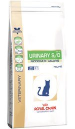 Royal Canin Veterinary Diet Feline Urinary S/O Moderate Calorie 1,5kg