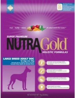 Nutra Gold Holistic Large Breed Adult Dog 15kg