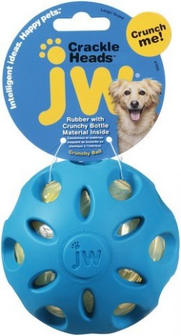 JW Pet Crackle Ball Large [47015]