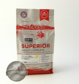 Fish4Dogs Superior Salmon Complete Adult Large 1,5kg
