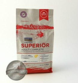Fish4Dogs Superior Salmon Complete Adult Large 12kg