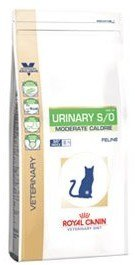 Royal Canin Veterinary Diet Feline Urinary S/O Moderate Calorie 9kg