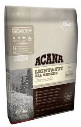 Acana Light & Fit Dog 11,4kg