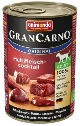 Animonda GranCarno Adult Multifleisch Mix Mięsny puszka 400g