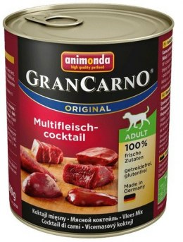 Animonda GranCarno Adult Multifleisch Mix Mięsny puszka 800g
