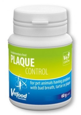Vetfood Plaque Control 60g