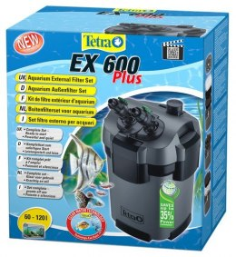 Tetra EX600 PLUS External Filter