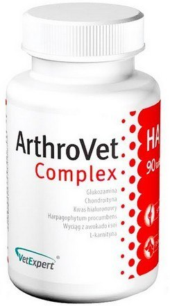 ArthroVet Complex 90 tabletek