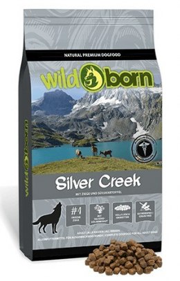 Wildborn Silver Creek koza 500g