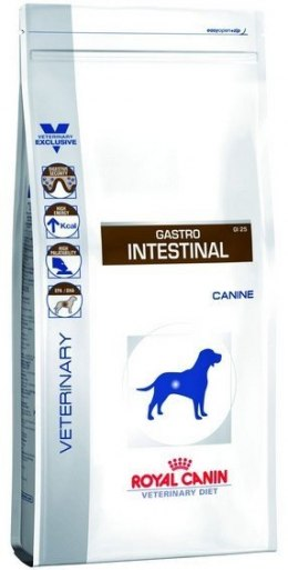 Royal Canin Veterinary Diet Canine Gastrointestinal 15kg