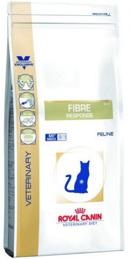Royal Canin Veterinary Diet Feline Gastrointestinal Fibre Response 4kg