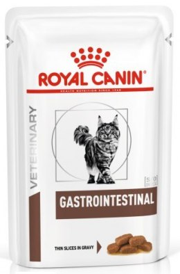 Royal Canin Veterinary Diet Feline Gastrointestinal saszetka 85g