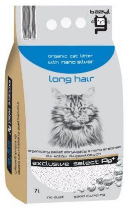 Bazyl Ag+ Select Long Hair 7L