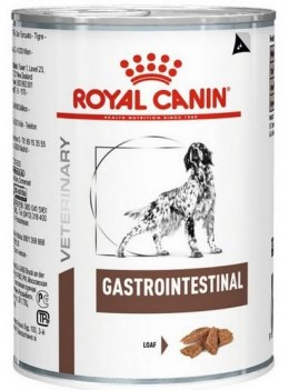 Royal Canin Veterinary Diet Canine Gastrointestinal puszka 400g