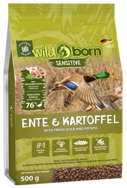 Wildborn Sensitive Ente & Kartoffel Adult 500g