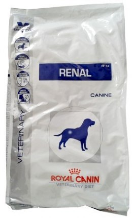 Royal Canin Veterinary Diet Canine Renal 14kg